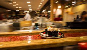 Conveyor Belt Sushi | JAPAN PLUS