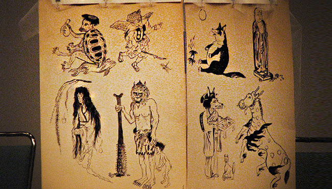 Yokai, Japanese Kind of Ghost