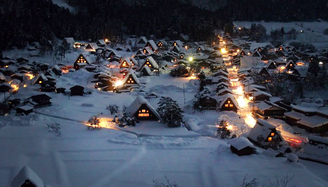 5 Seasonal Photogenic Destinations in Japan
