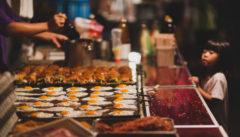 Japanese Street Foods
