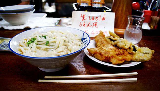 UDON-KEN Kagawa Best Udon in The World